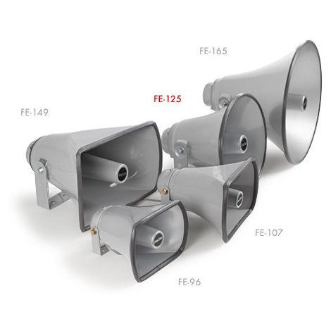 Altavoz de trompeta para exteriores - Bocina Pa 12in 40w max Fonestar Fe-125