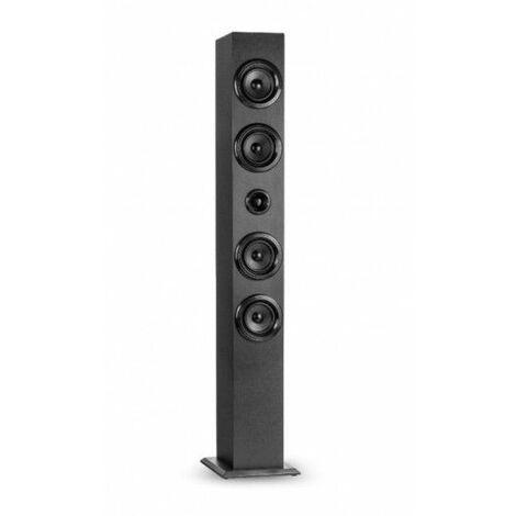 Altavoz Multimedia 40W Bluetooth Elbe Negro Torre Sonido