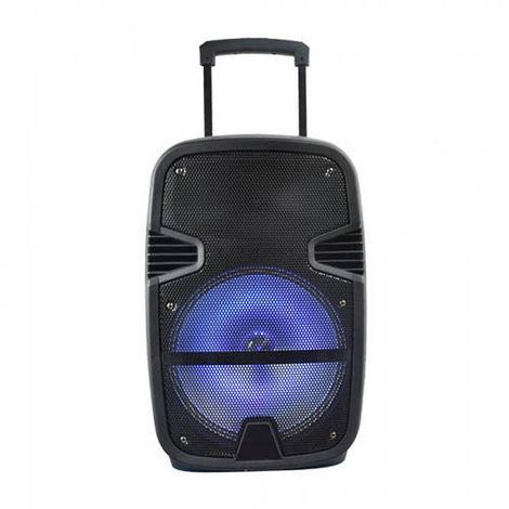 Altavoz portátil recargable Wireless Party Speaker 35W RGB + micrófono