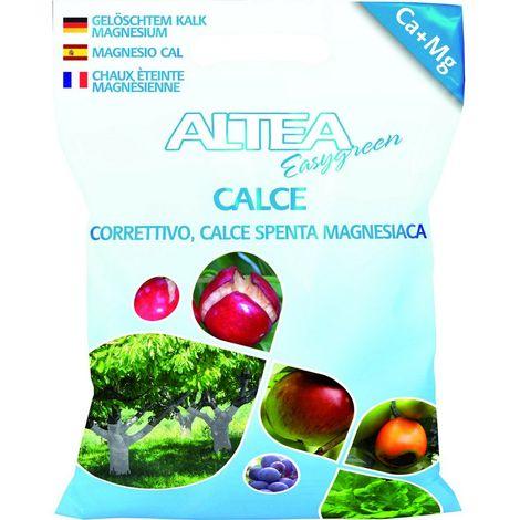 ALTEA CORRETTIVO CALCE SPENTA MAGNESIACA 4 KG ACCESSORI CONCIME GIARDINO