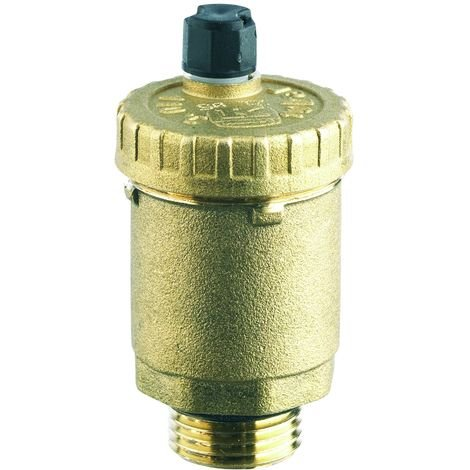 "Altecnic - Caleffi Robocal 3/8"" Automatic Float Air Vent 502430"