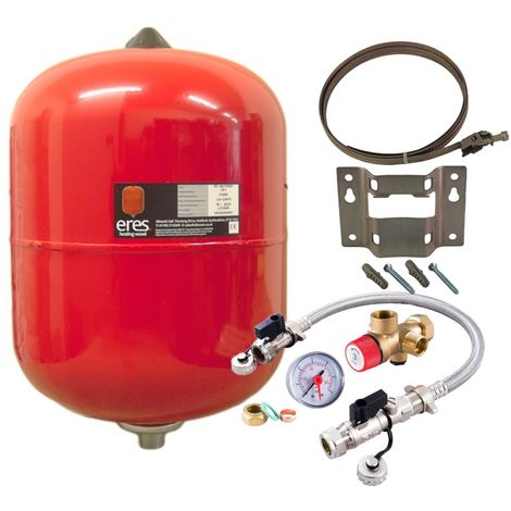 Altecnic ERES 18 Lit Heat Expansion Vessel & Sealed System Kit ER-18LTVESS