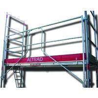 ALTRAD - Tour roulante 3 x 2 m galvanisée hauteur 4,50 m - Multivit+ 2