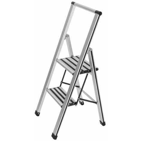 Alu-Design Stepladder 1 step WENKO