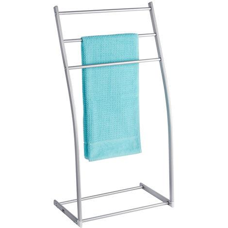 Aluminio towel stand Almeria WENKO