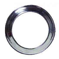 Aluminium escutcheon Ø125mm - ISOTIP JONCOUX : 019112