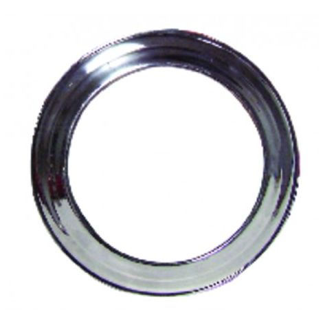 Aluminium escutcheon Ø139mm - ISOTIP JONCOUX : 019113