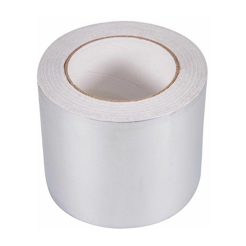 Image of Aluminium Foil Tape - 100mm x 50m (191666)