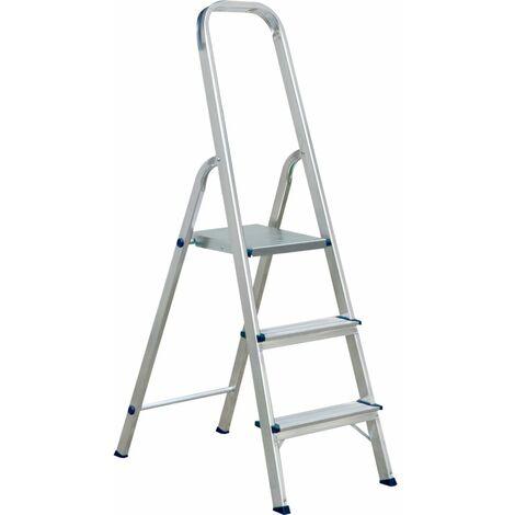 Aluminium Folding Platform Steps