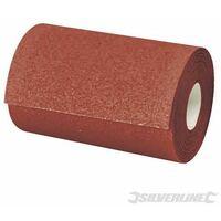 Aluminium Oxide Roll 5m - 5m 180 Grit