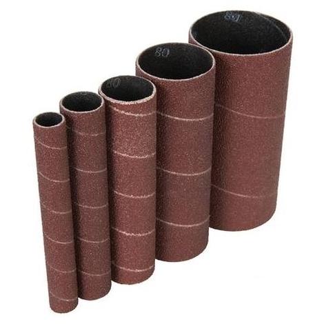 Aluminium Oxide Sanding Sleeves 5pce - TSPSS80G5PK Sanding Sleeves 5pce 80G