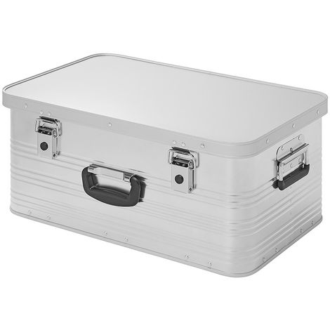 Aluminium transport case 49L