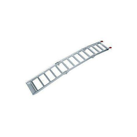 Aluminium Tri-Fold Ramp 1990x300mm max loading weight 270kg per a ramp