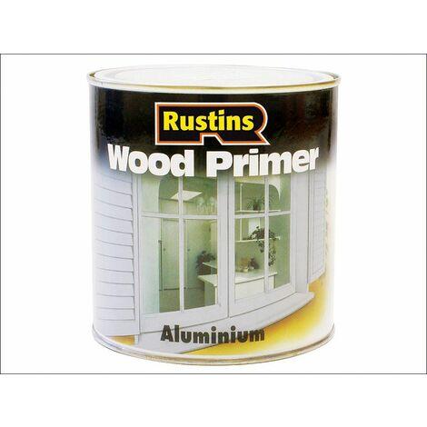 Aluminium Wood Primer 250ml (RUSAWP250)
