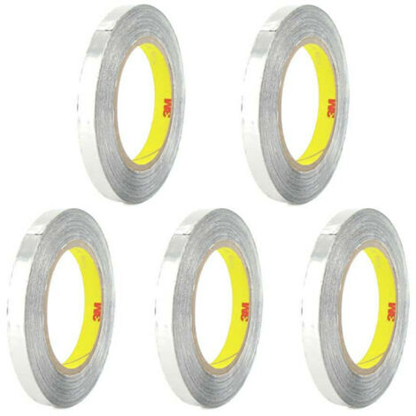 aluminum tape 3M 425 12mm x 55m x 5