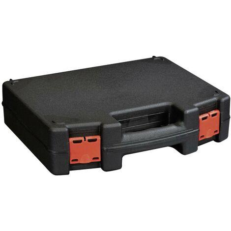 """main image of """"Alutec 56635 Boîte à outils vide plastique noir, rouge"""""""