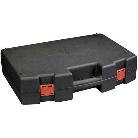 """main image of """"Alutec 56640 Boîte à outils vide plastique noir, rouge"""""""