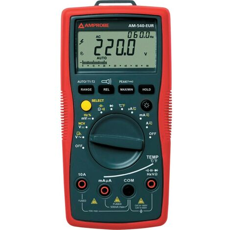 AM500 Series Digital Multimeters