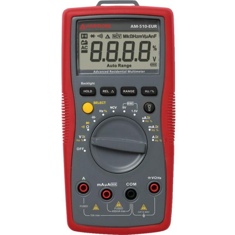 Image of Beha Amprobe AM510 Auto-ranging Digital Multimeter