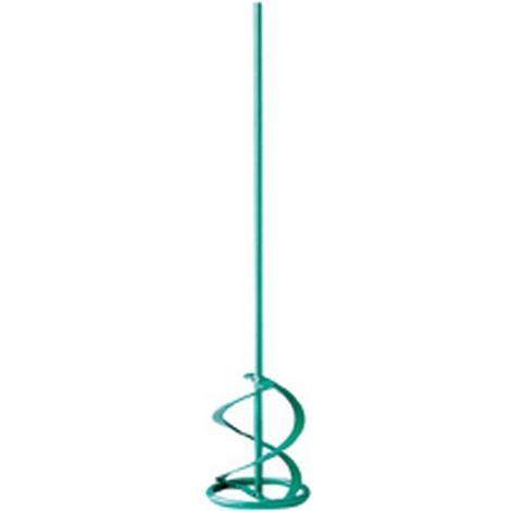 Amasador WK, dimensiones : 590 x Ø de 120 mm, para 10-15 kg, Varilla hexagonal ouv. 10, Tipo : WK 120 S