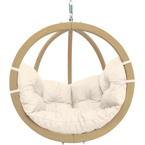 Amazonas Globo Hanging Chair in Terracotta