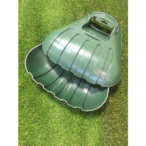 Ambassador Plastic Leaf Grabber Set - Garden Debris Collector