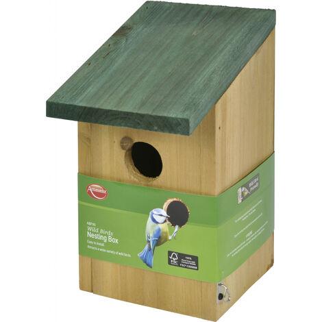 Ambassador - Small Birds Nesting Box - Wooden