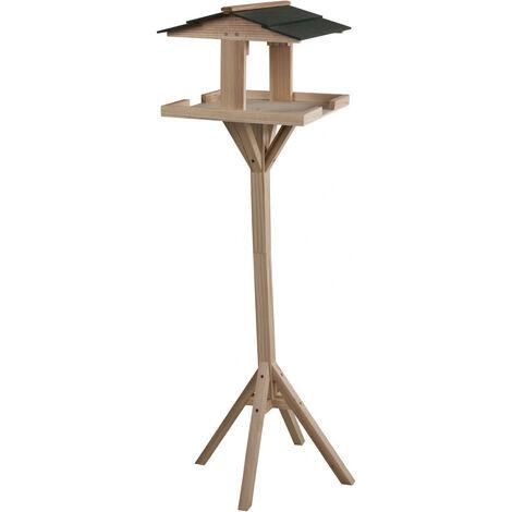 Ambassador - Wooden Bird Table