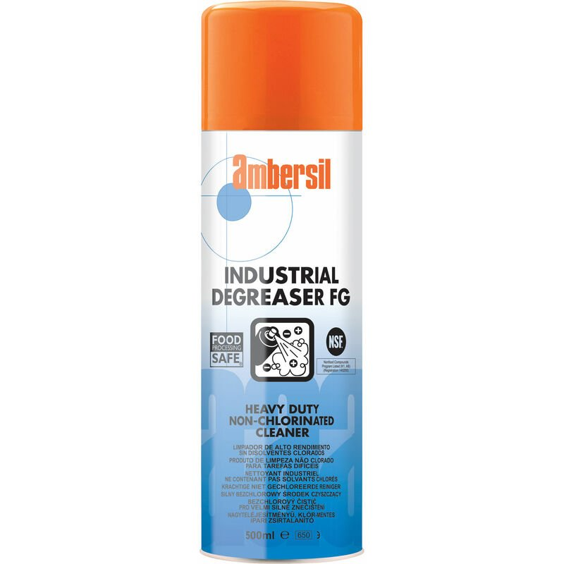 Image of 30251-AA Industrial Degreaser FG 500ml - Ambersil