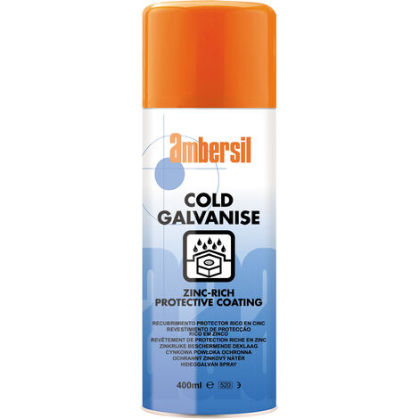 Ambersil 30291 Zinc-Rich Protective Coating - Cathodic Protection 400Ml