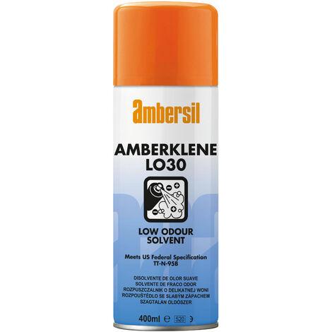 Ambersil 31555-AA Amberklene LO30 Low Odour Solvent Degreaser 400ml