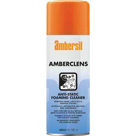 Ambersil 31592-AA Amberclens Anti-Static Foaming Cleaner 400ml