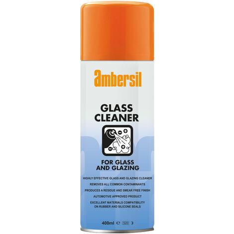 Ambersil 31596-AA Glass Cleaner 400ml