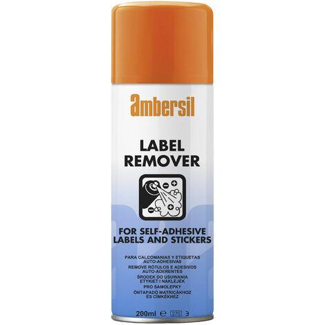 Ambersil 31629-AA Label Remover 200ml