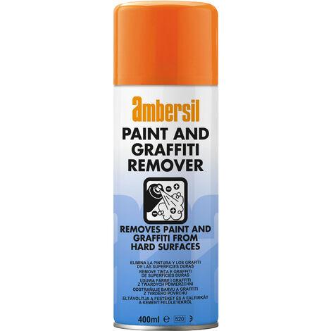 Ambersil 31630-AA Paint & Graffiti Remover 400ml