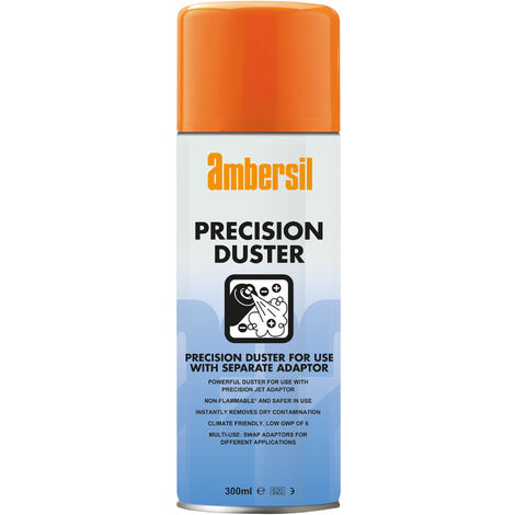 Ambersil 33278-AA Precision Duster For Use With Separate Nozzle 300ml