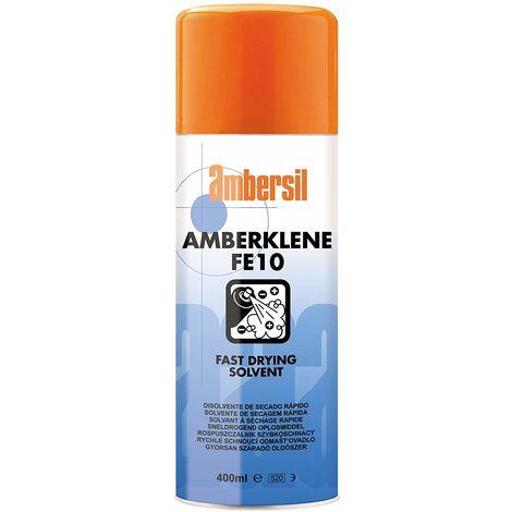 Ambersil Amberklene FE10 Fast Drying Multi-Purpose Solvent Degreaser 31553