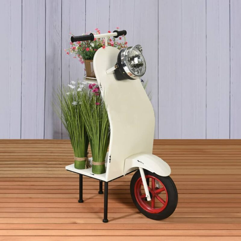 Image of Ambiance Scooter with Table White