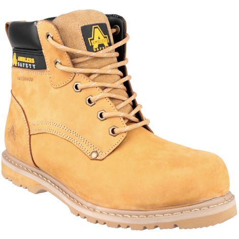 Amblers FS147 Mens Welted Safety Boots S3 WP SRA