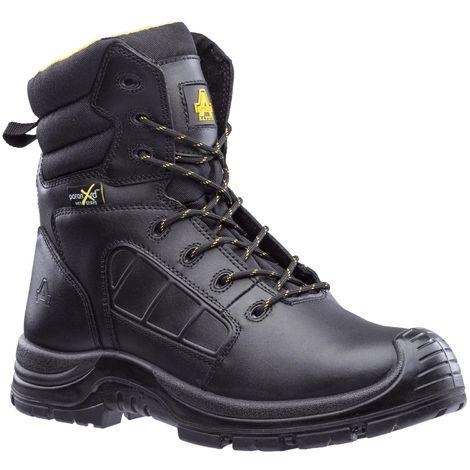 Amblers Mens Berwyn Waterproof Leather Safety Boot