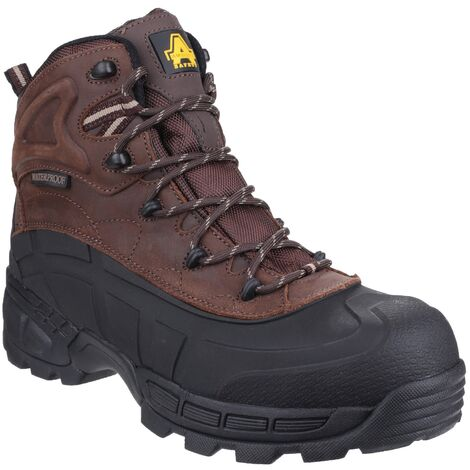 Amblers Mens FS430 Orca S3 Waterproof Leather Safety Boots