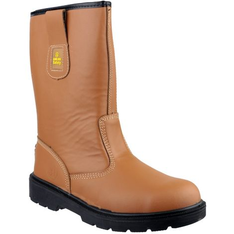 Amblers Safety FS124 Safety Rigger Boot / Mens Boots