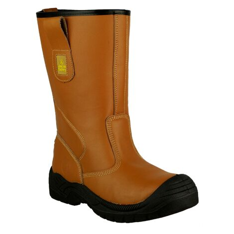 Amblers Safety FS142 Safety Rigger Boot / Mens Boots