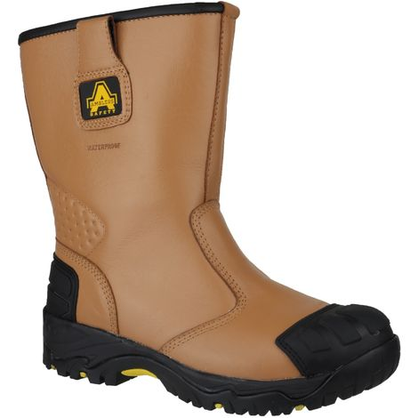 Amblers Safety FS143 Mens Safety Rigger Boot