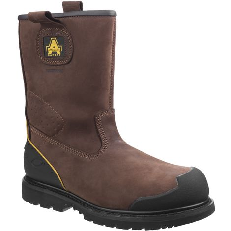 Amblers Safety FS223C Safety Rigger Boot / Mens Boots