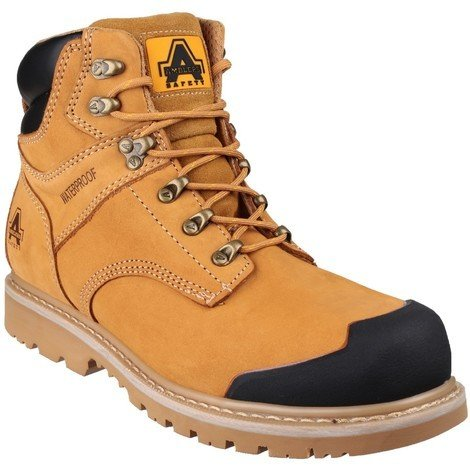 04fb9ff60e3 Amblers Safety - FS226 Safety Boot Mens - Tan