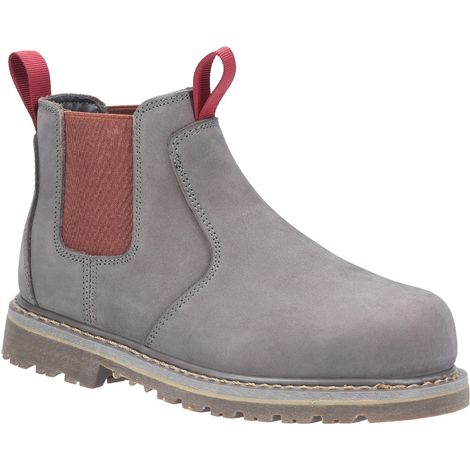 Amblers Safety Womens/Ladies AS106 Sarah Slip On Leather Safety Boot