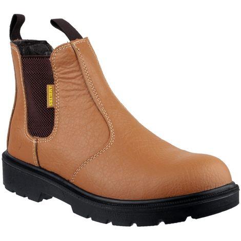 Amblers Steel FS115 Pull-On Dealer Boot / Mens Boots