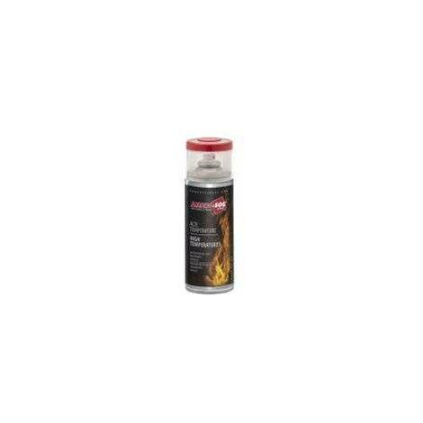 Ambro-Sol Spray 400 Pintura Alta Temperatura 700º Aluminio Plata