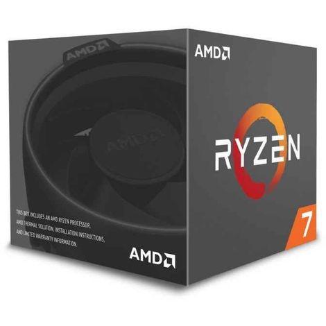 AMD Ryzen 7 2700 3.2GHz 16MB L3 Box Prozessor YD2700BBAFBOX